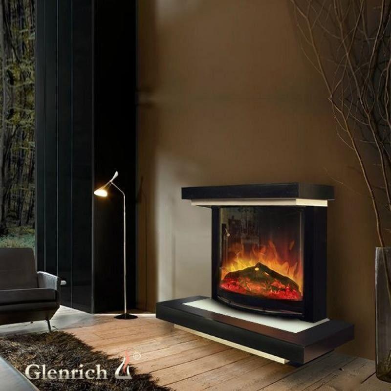 Камин Glenrich Rondo S36 - фото 2