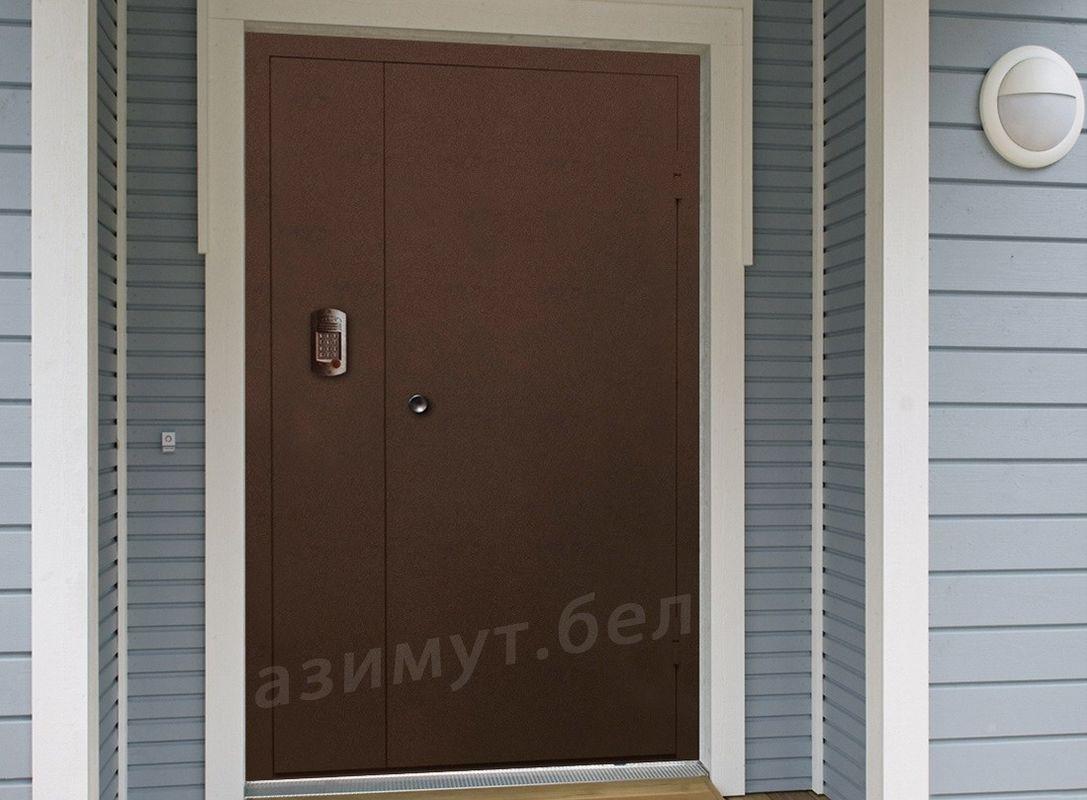 Дверь промышленная, противопожарная Азимут Домофонная - фото 2