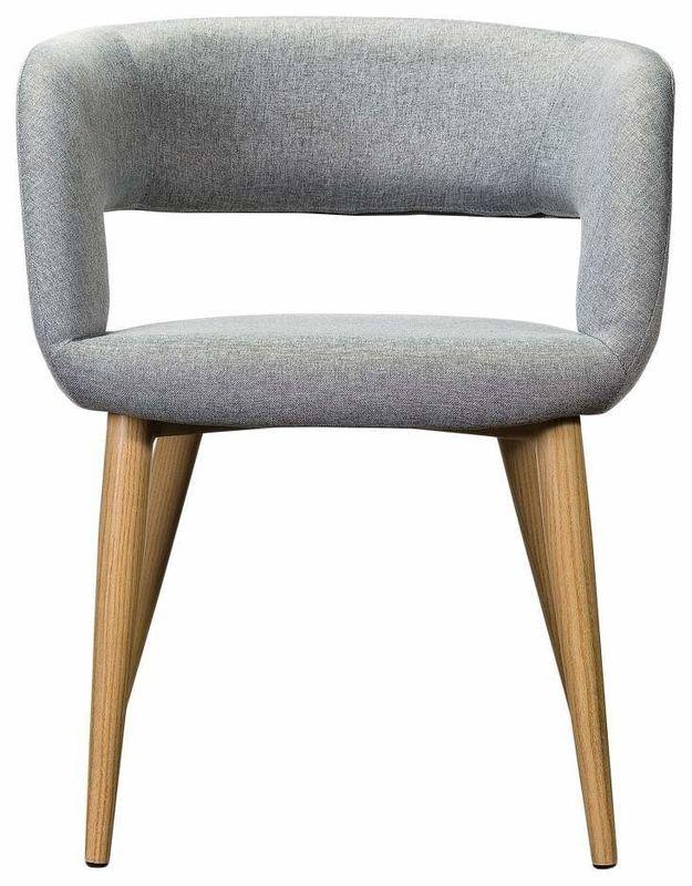 Кресло R-Home Walter Сканди Грей RST_4101173H, серый - фото 1