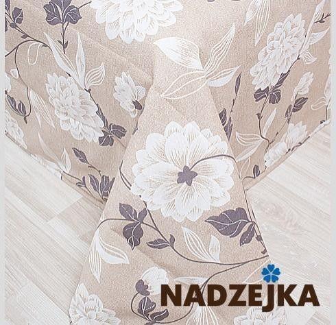 Покрывало Nadzejka Мелиса (двуспальный) коричневый - фото 6