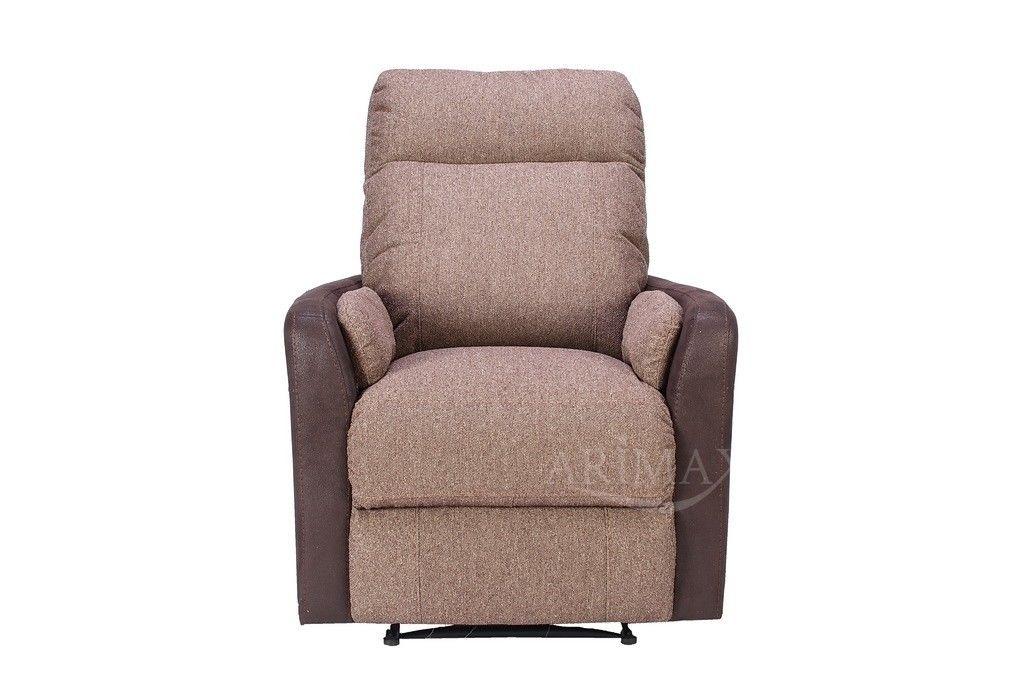 Кресло Arimax Мюррей (Шоколадная крошка/Пралине) - фото 1