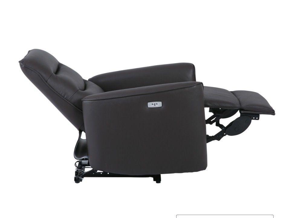 Кресло Arimax Dr Max DM02005 (Черный кофе) - фото 4