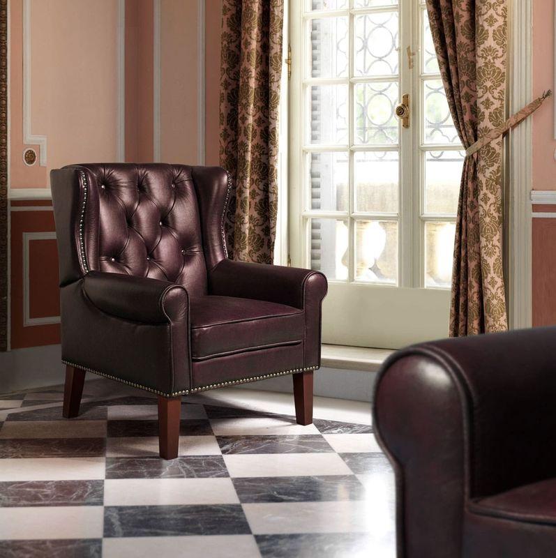 Кресло ZMF Престиж (венге) - фото 1