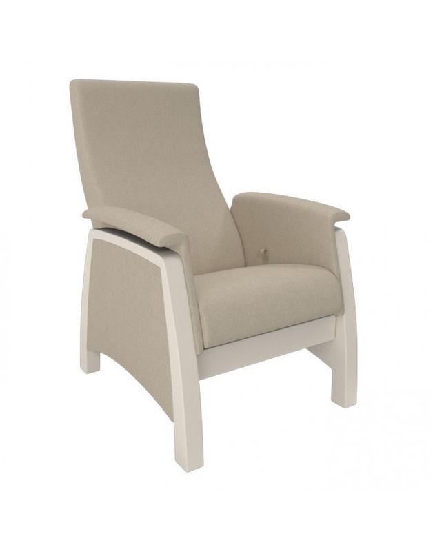 Кресло Impex Кресло-гляйдер Модель Balance-1 сливочный (Montana 902) - фото 1