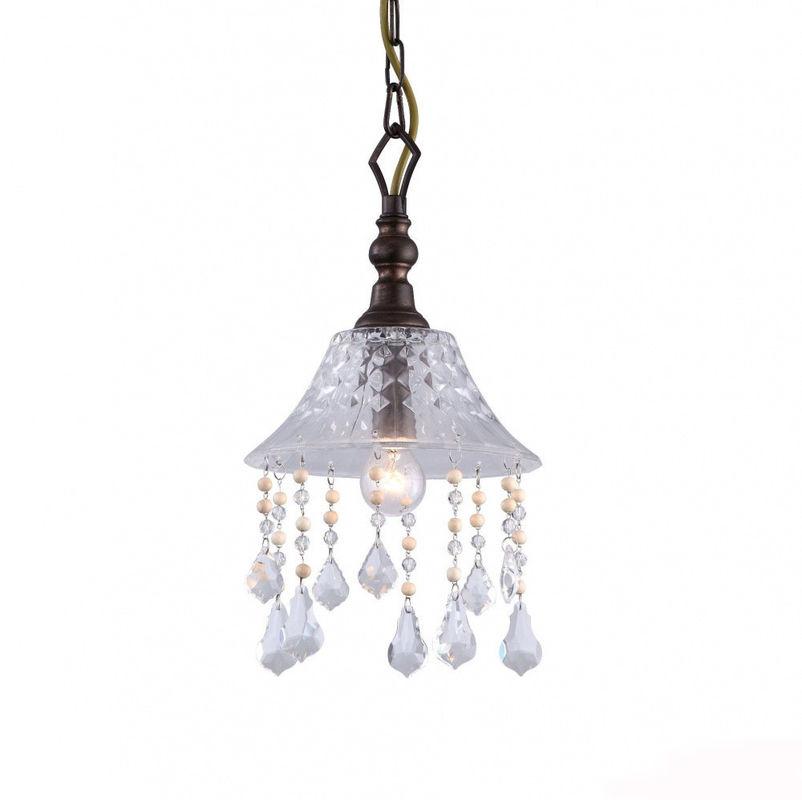 Светильник Arte Lamp Bells A1791SP-1BG - фото 1