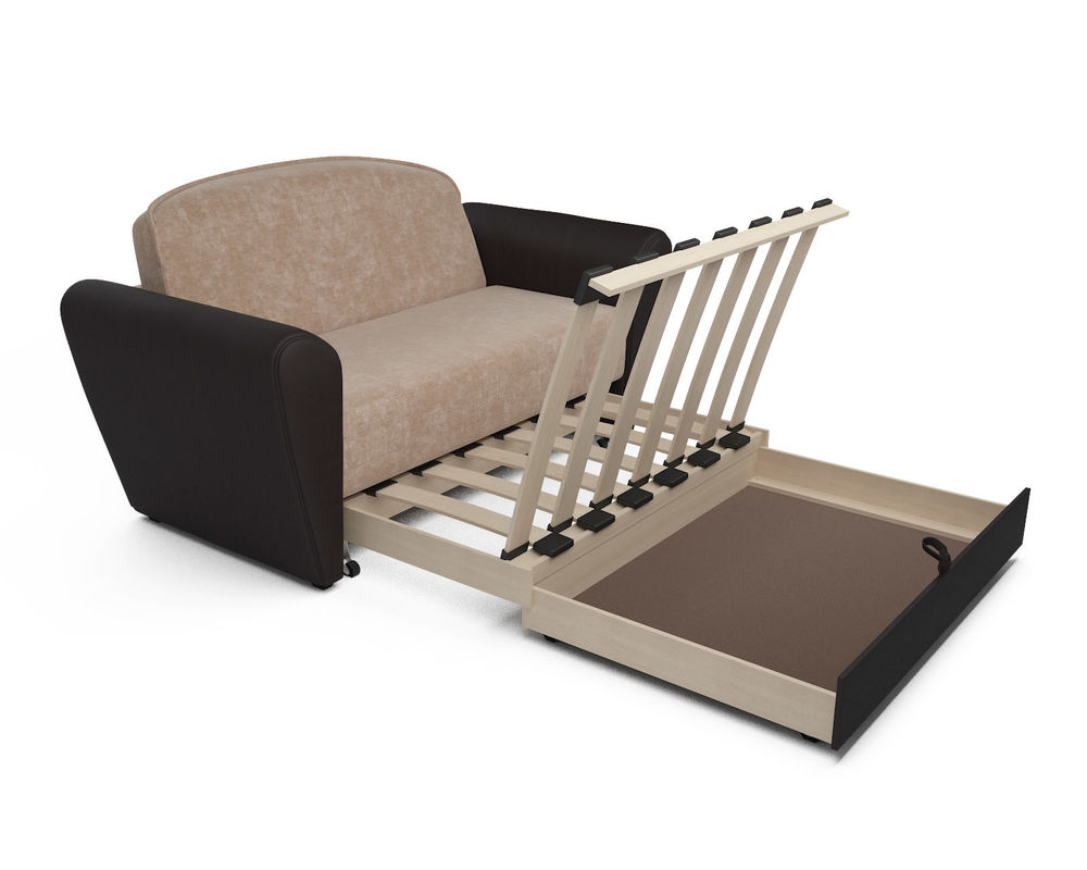 Диван Мебель-АРС Квартет Кордрой (микровелюр) - фото 5