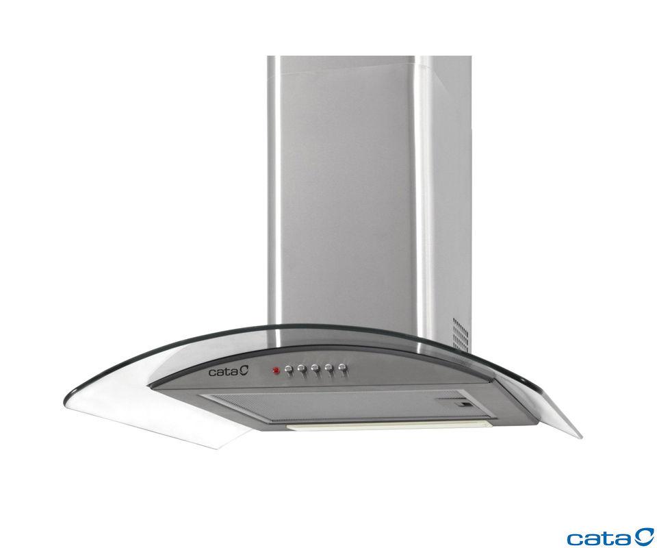 Вытяжка кухонная Cata C-600 Glass Inox - фото 1