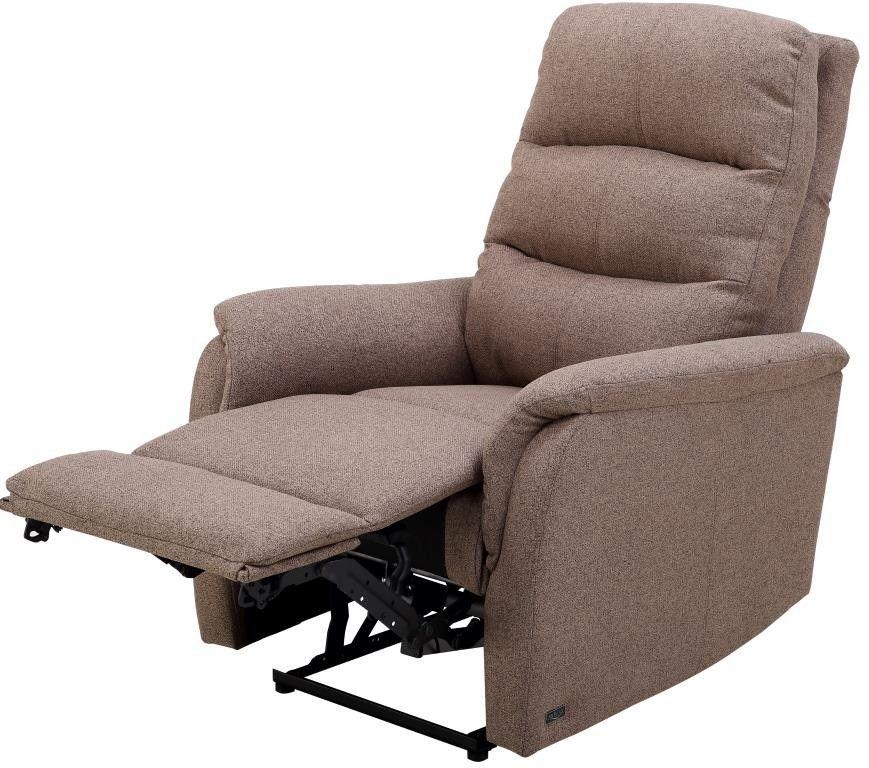 Кресло Arimax Dr Max DM04001 (Золотистый таупе) - фото 5