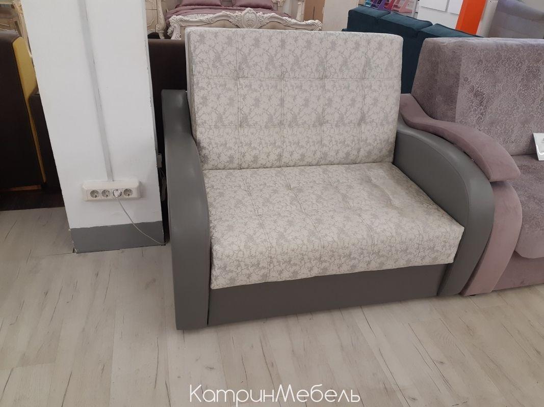 Диван DM-мебель Эврика (2М, серый/бежевый) - фото 2