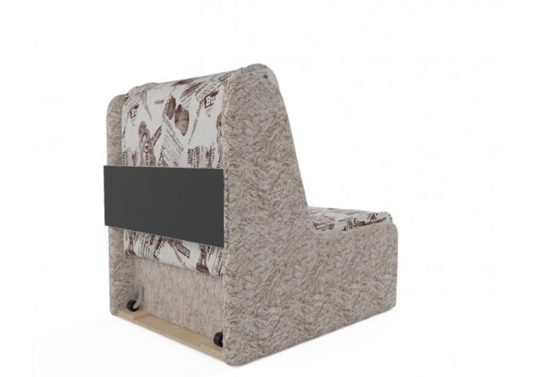 Кресло Craftmebel Аккорд №2 (газета коричневая) - фото 4