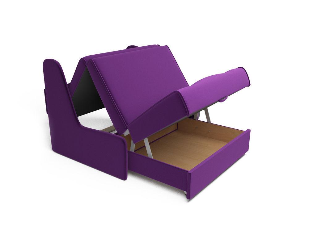 Диван Мебель-АРС Аккордеон №2 - Фиолет (100х195) - фото 6