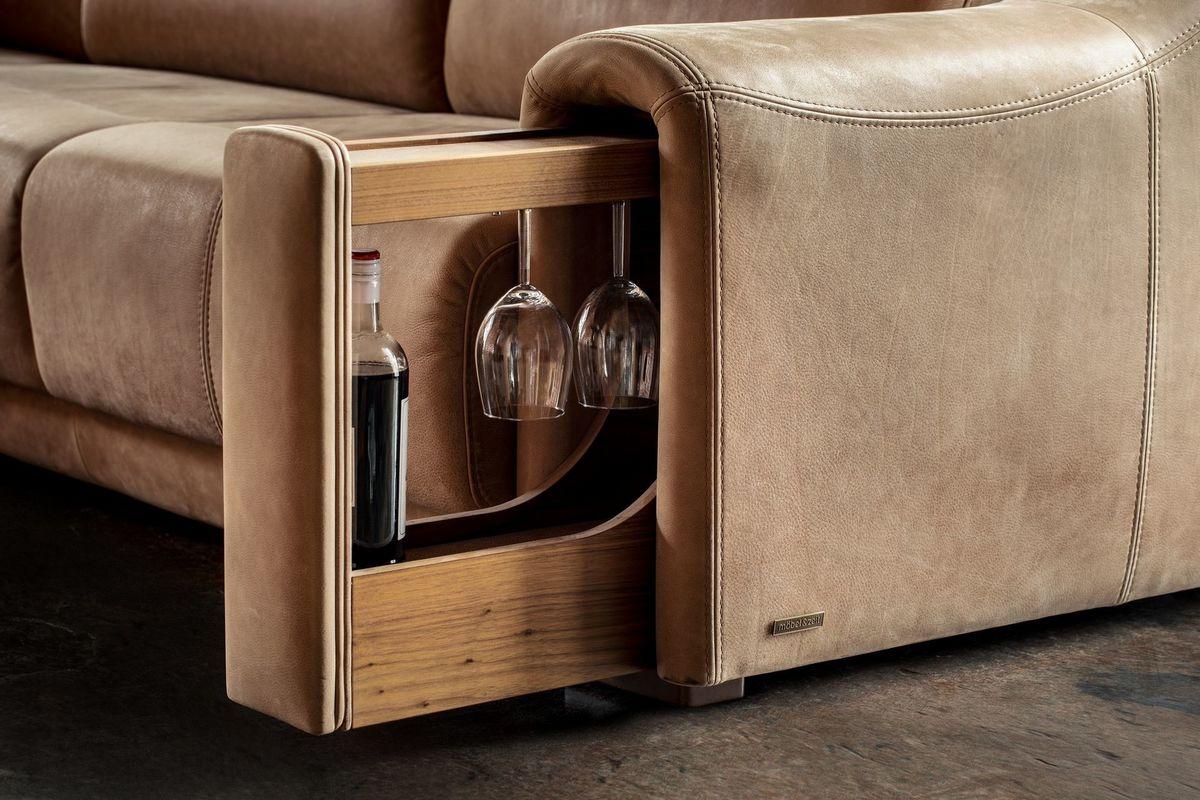 Элитная мягкая мебель mobel&zeit Douglas - фото 7