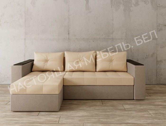 Диван Настоящая мебель Константин с декором (модель 44) - фото 1