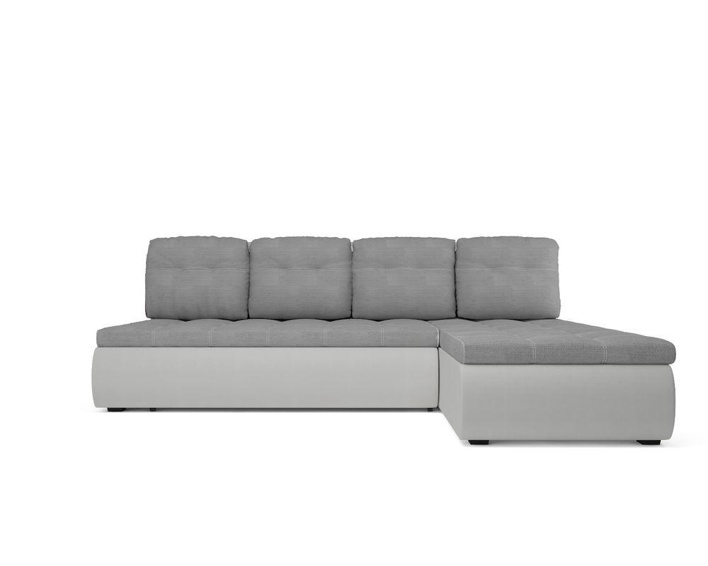 Диван Мебель-АРС Кормак (рогожка серая) - фото 2
