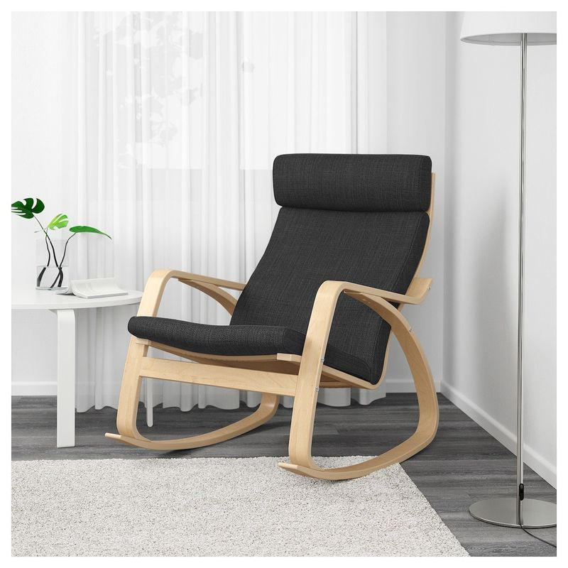 Кресло IKEA Поэнг 892.515.37 - фото 2