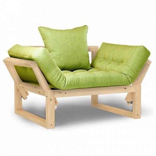 Кресло Anderson Амбер AND_120set269, зеленый - фото 1