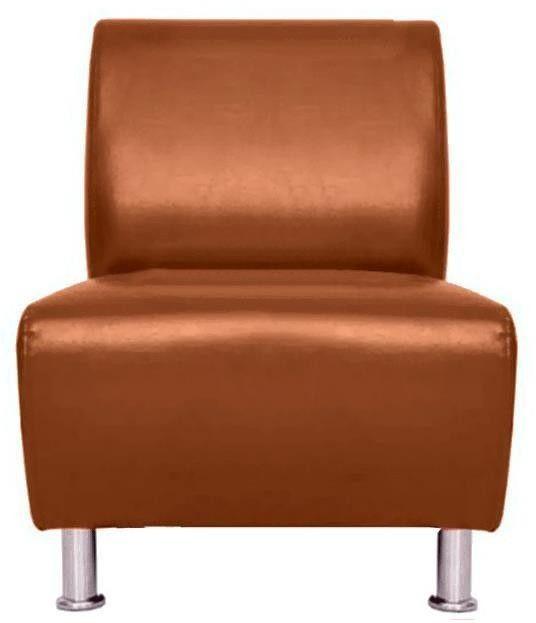 Кресло Brioli Руди Mango 8967 - фото 1