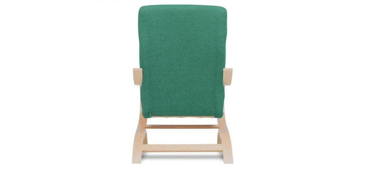 Кресло WOWIN Вейв (Бирюзово-голубая микророгожка) - фото 5