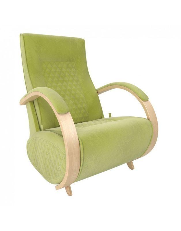 Кресло Impex Balance-3 Verona  натуральный (denim blue) - фото 3