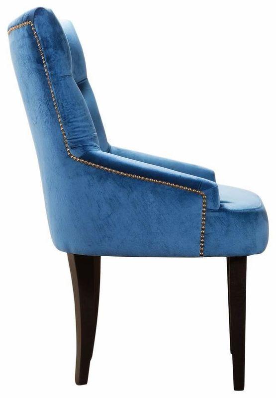 Кресло R-Home Шарлот Блю RST_400082_blju, синий - фото 3