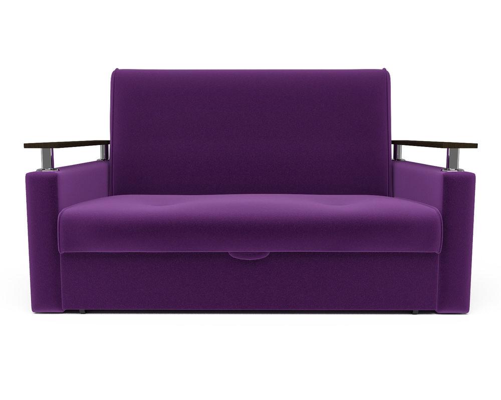 Диван Мебель-АРС Шарм — Фиолет (140х195) - фото 2