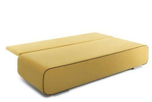 Диван Craftmebel Хоуп (вельвет желтый) - фото 3