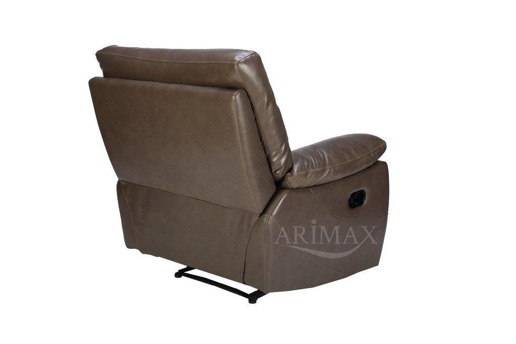 Кресло Arimax Гриффин (Серая умбра) - фото 7