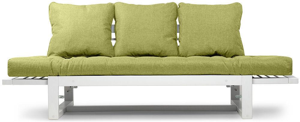 Диван Woodcraft Балтик Textile Кушетка Lime - фото 5