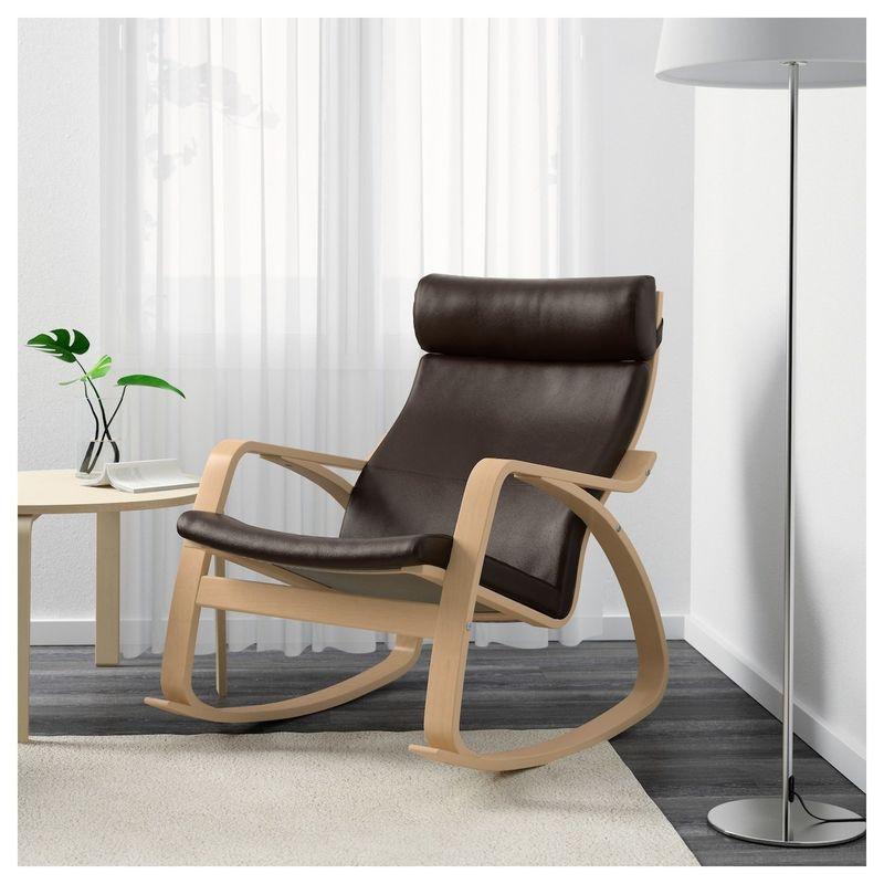 Кресло IKEA Поэнг 792.816.91 - фото 2