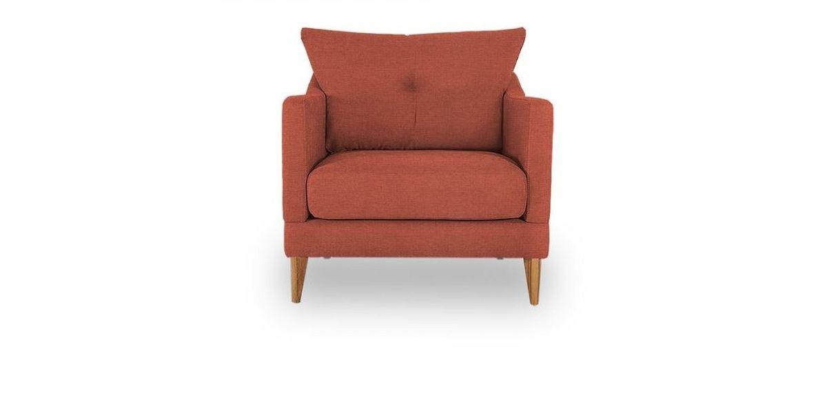 Кресло WOWIN Полар (Коралловая микророгожка) - фото 2