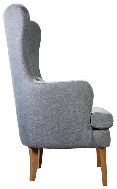 Кресло R-Home Хилтон RST_400081_Gray, серый - фото 3