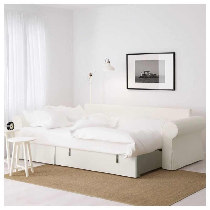 Диван IKEA Баккабру 492.407.20 - фото 4