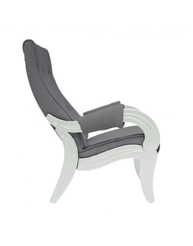 Кресло Impex Модель  701 verona сливочный (light grey) - фото 2
