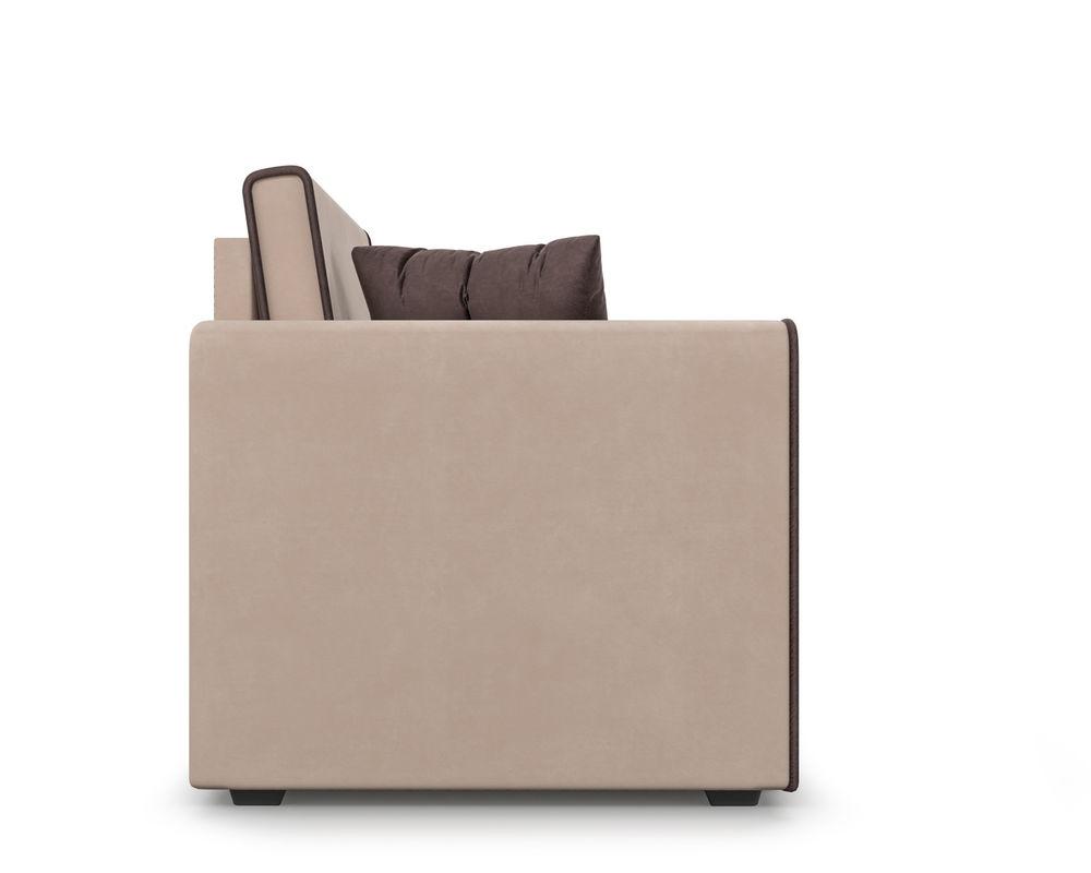 Кресло Мебель-АРС Санта (кордрой бежевый) - фото 4