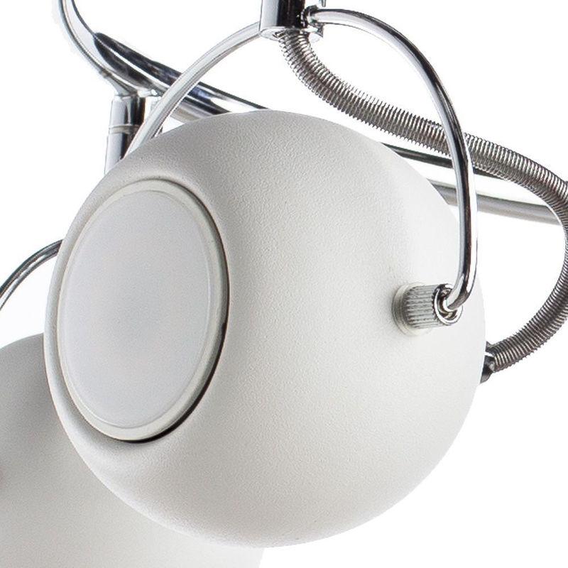 Настенно-потолочный светильник Arte Lamp 86 A9128PL-5WH - фото 2
