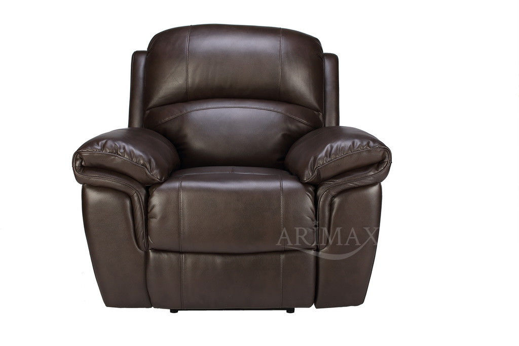 Кресло Arimax Миллер N (Темный каштан) - фото 2