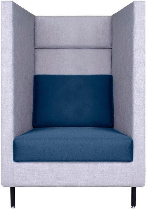 Кресло Brioli Дирк Classic Plain 718 - фото 1