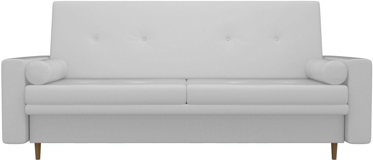 Диван Mebelico Белфаст 100599 экокожа белый - фото 1