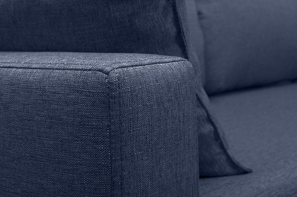 Диван Woodcraft Миннесота Textile Blue - фото 6