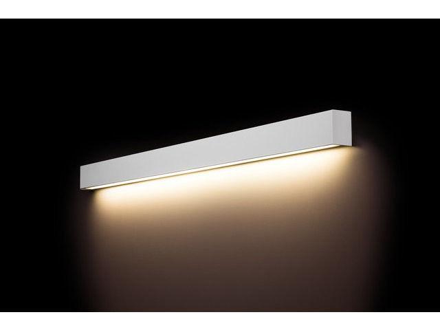 Настенный светильник Nowodvorski STRAIGHT WALL White L 6348 - фото 1