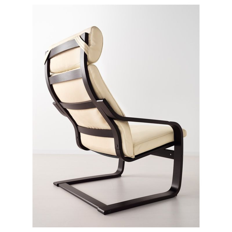 Кресло IKEA Поэнг 092.514.66 - фото 4