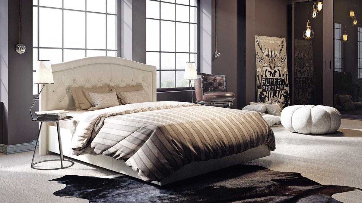 Кровать ТриЯ Адель СМ-300.01.11(1) - фото 1