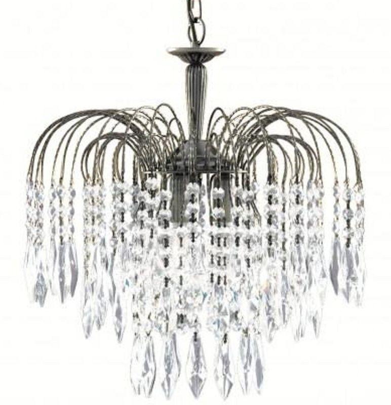 Светильник Arte Lamp Waterfall A5175LM-3AB - фото 1