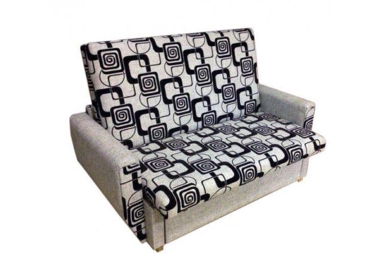 Кресло Кристалл Эконом (60x195) Рогожка (Однотон 26-1В + Флок на рогожке MS 227-1) - фото 1