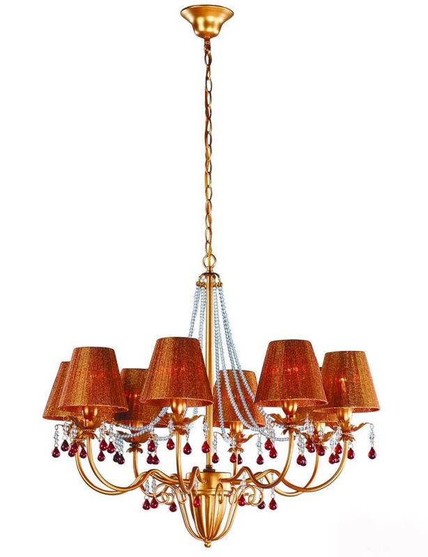 Светильник Arte Lamp Allegro A2008LM-8BZ - фото 1