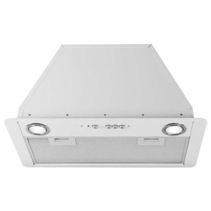 Вытяжка кухонная Elikor Flat 72П-650-К3Д White - фото 1