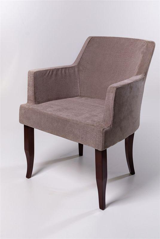 Кресло ФорестДекоГрупп Ягуар (серый/черный) YAGUAR-GR-BL - фото 2