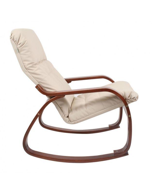 Кресло Impex Сайма вишня (Basic vanilla) - фото 3