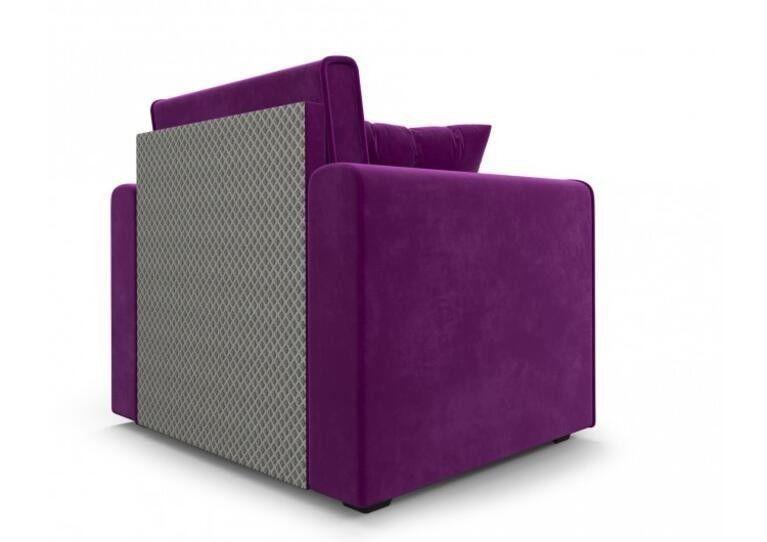 Кресло Craftmebel Санта (фиолет) - фото 5