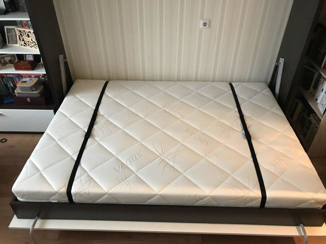Мебель-трансформер Egger Шкаф-кровать - фото 6